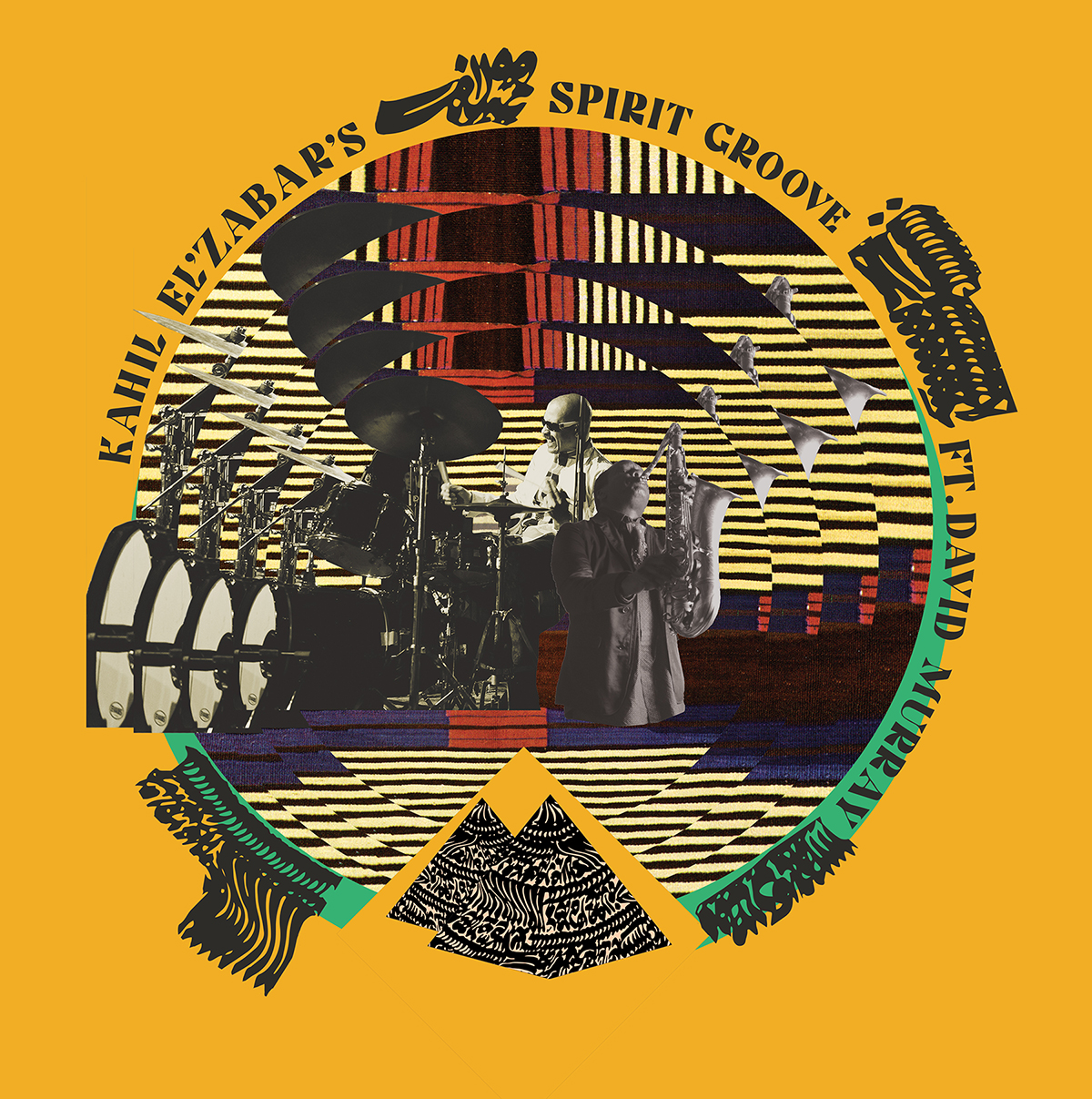 Kahil El'Zabar's 'Spirit Groove' ft David Murray