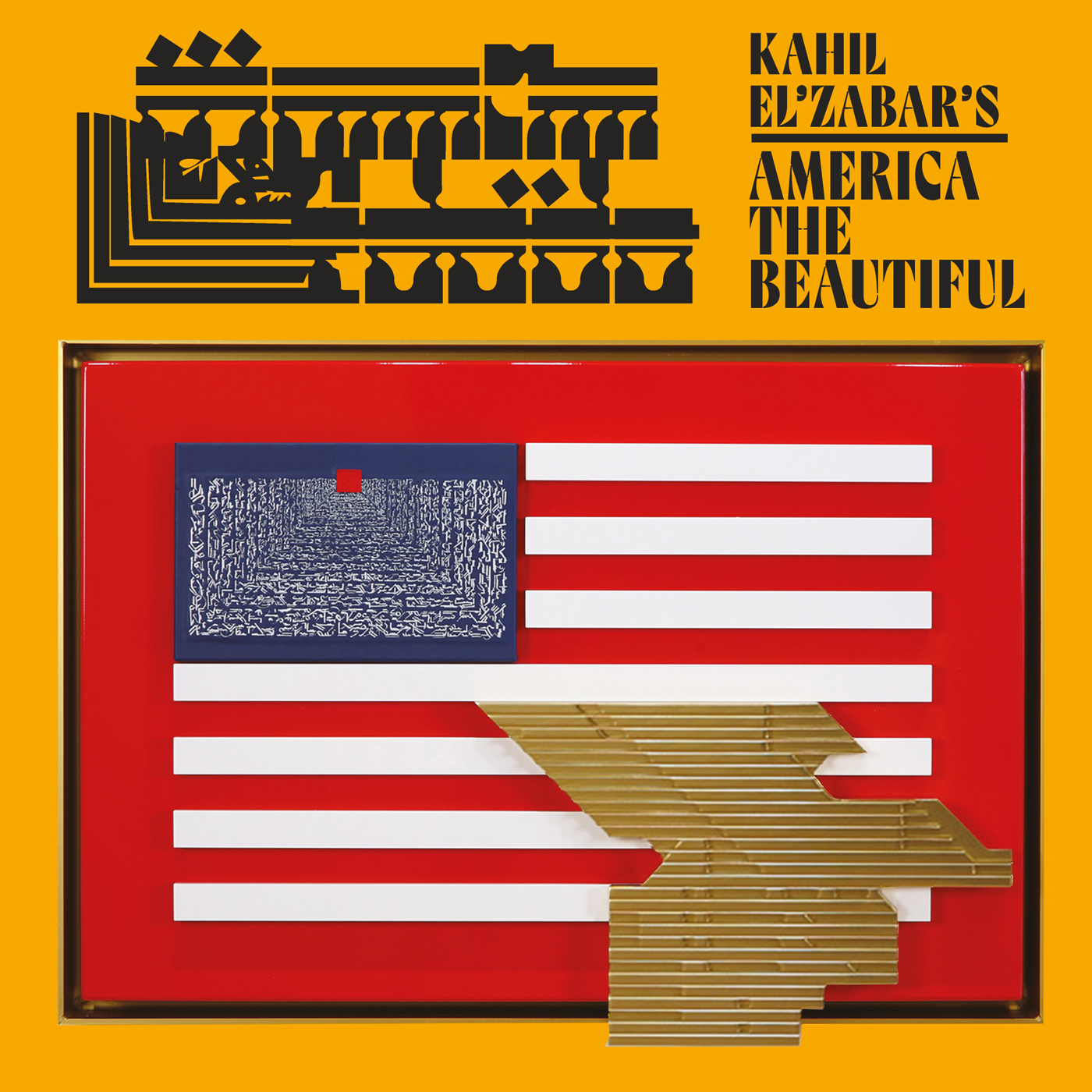 Kahil El'Zabar's America the Beautiful - Spiritmuse Records